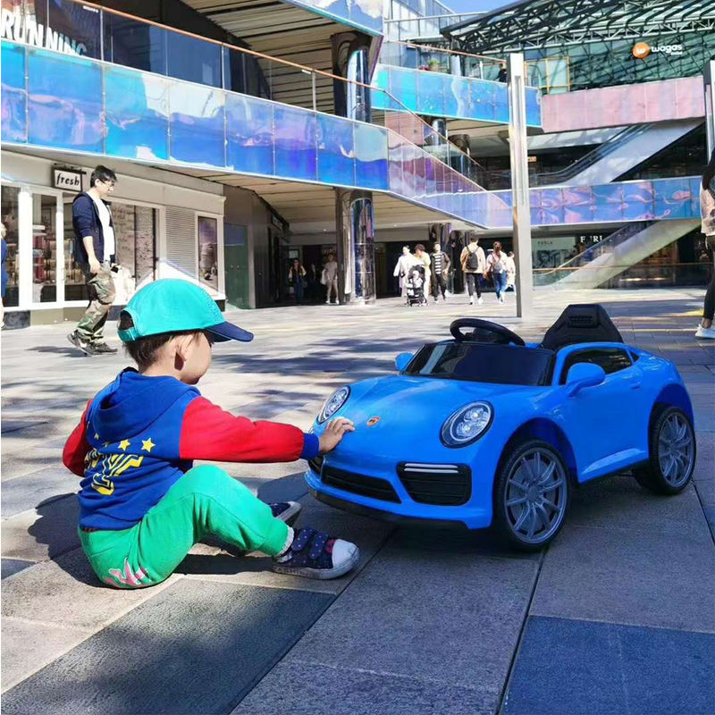 OKAI Cheap Cool New Design Sport Car Power Luxury Kids Electric Car Baby Ride on Toys Children Electric Car Price