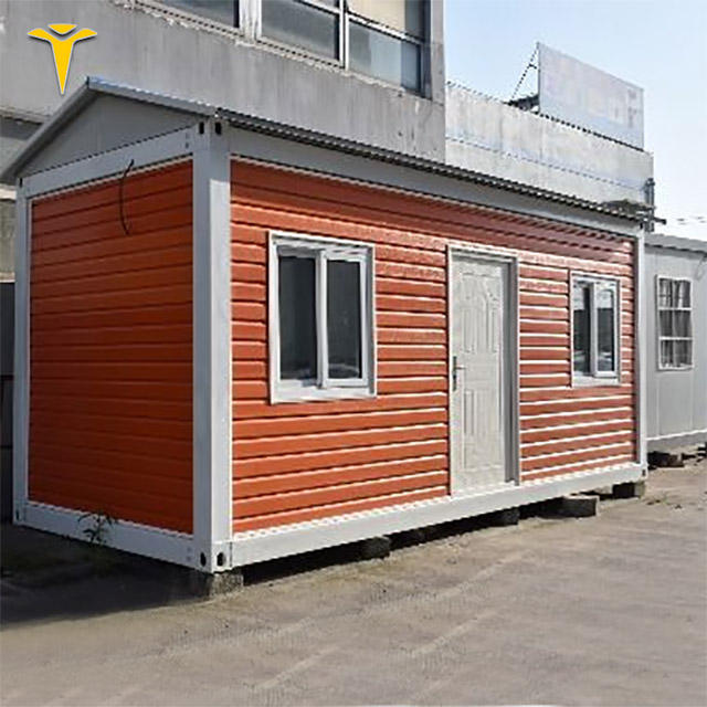 low cost 2 bedroom prefabricated house container house Prefab+Houses