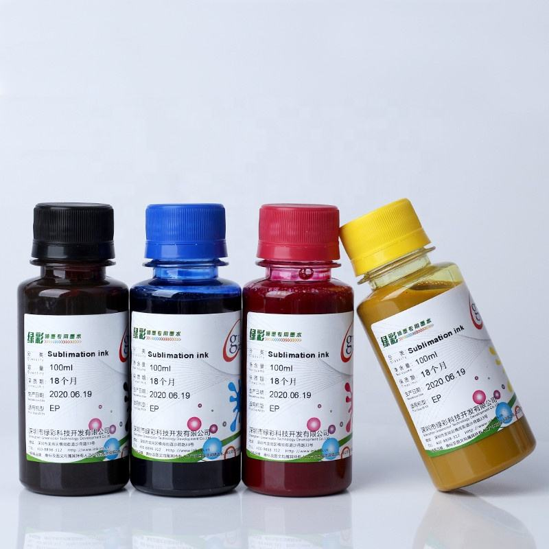 Super high transfer rate sublimation ink 100ml for epson 7710 7610 heat transfer printing