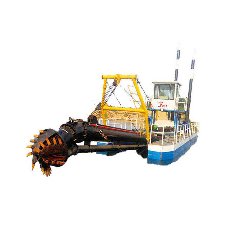 sand dredger machine/ mud dredge equipment/ sand mining machine
