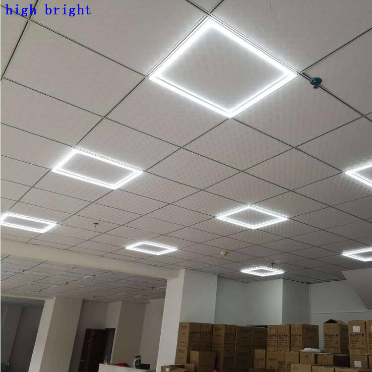 RGB RGBW cct dimmable celling 22w square led panel light
