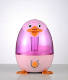 Wholesale Cartoon Duck Animal Shape Ultrasonic Humidifier Children Room Humidifier Cute Cool Mist Humidifier