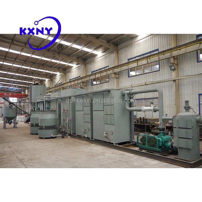 400kw Biomass Gasification Generating Set Factory Direct Selling 400KW Biomass Generator Rubber Combustion Gasification Power Generation Set