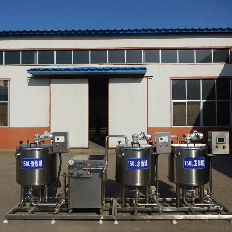 Most popular commercial small milk processing plant dairy farm equipment machinery milk line powder production
