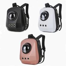 Eco-Friendly Capsule Travel Space Transparent Astronaut Bag Carrier Pet Dog Cat Backpack For Pet Cat