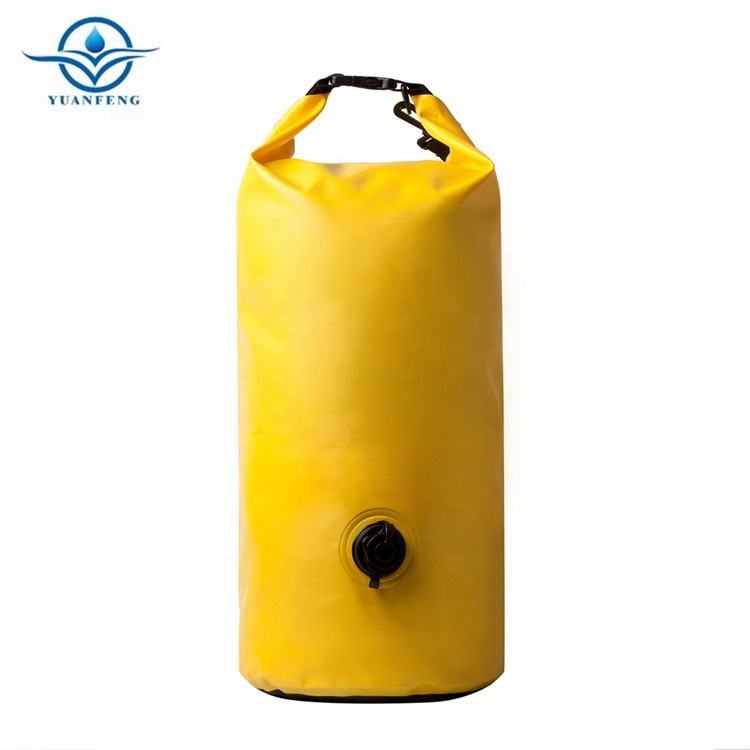 Yuanfeng waterproof bag with gas nozzle Travelling Camping Hiking Cleaning Laundry