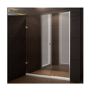 8mm Two Panel Hinge Shower Room BL-K201