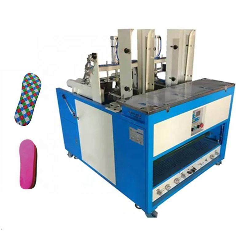 Factory Sales Rubber EVA Flip Flop Slipper Sole Side Grinding Roughing Machine For Making Hawai Chappal