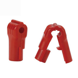 ขาย Hot Red 4 มม.6 มม.antitheft Display Security Hook Stoplock EAS หยุดล็อค