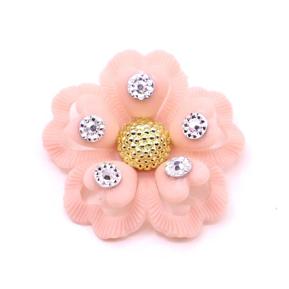 PVC decorative plastic shoe flower shoe accessories decorative shoe buckle