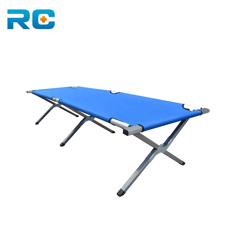 Ultralight Hot Sale Foldable Camping Military Travel Bed Camping Cots For Sell