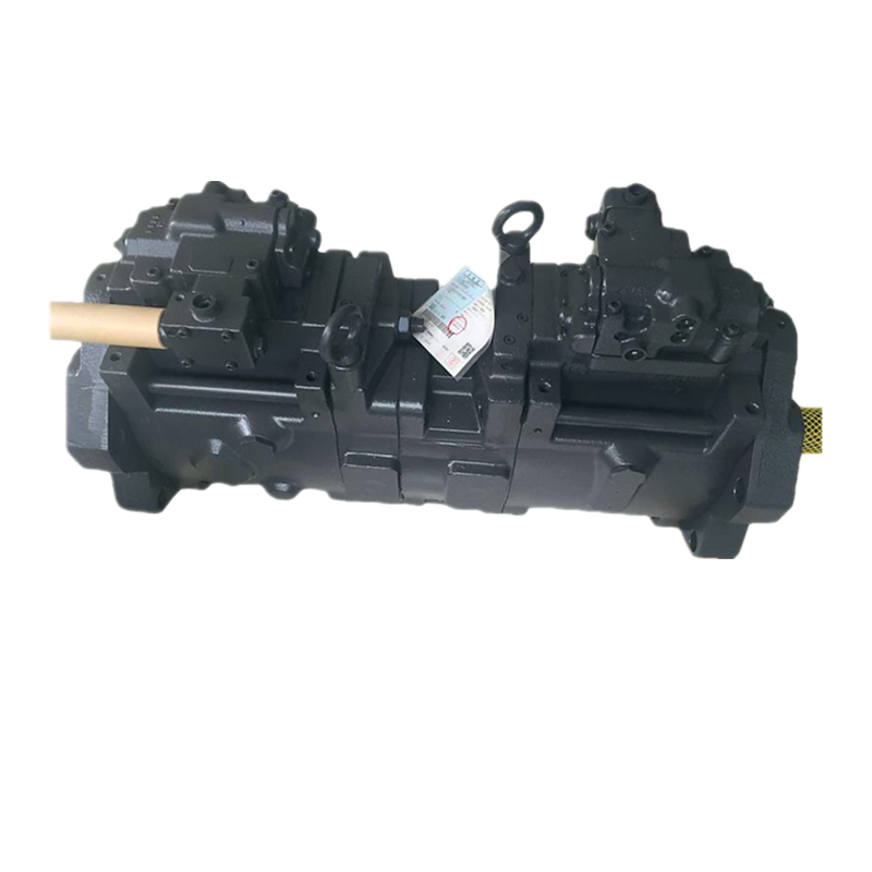 Trade assurance Kawasaki K3VL140/R-10RMM-PO/1-H1-L123 hydraulic pump and spare parts for excavator Kayaba