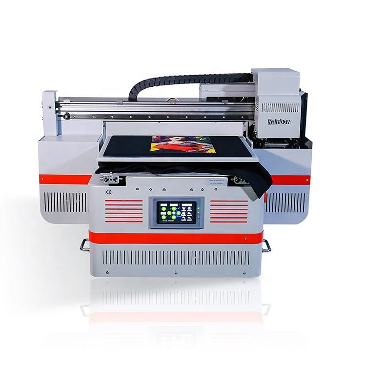 4030 a3 dtg small digital lanyard computer t-shirt logo textile printing machine with DX7 print head for low cost sale