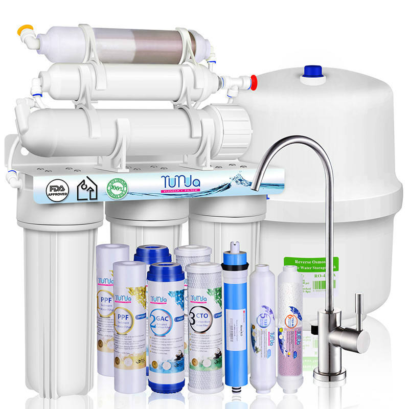 Home Purification Reverse Osmosis System Ro Water Purifier
