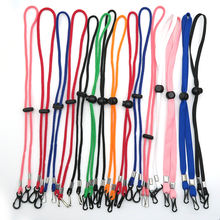 Polyester Face Masking  Lanyard In Stock