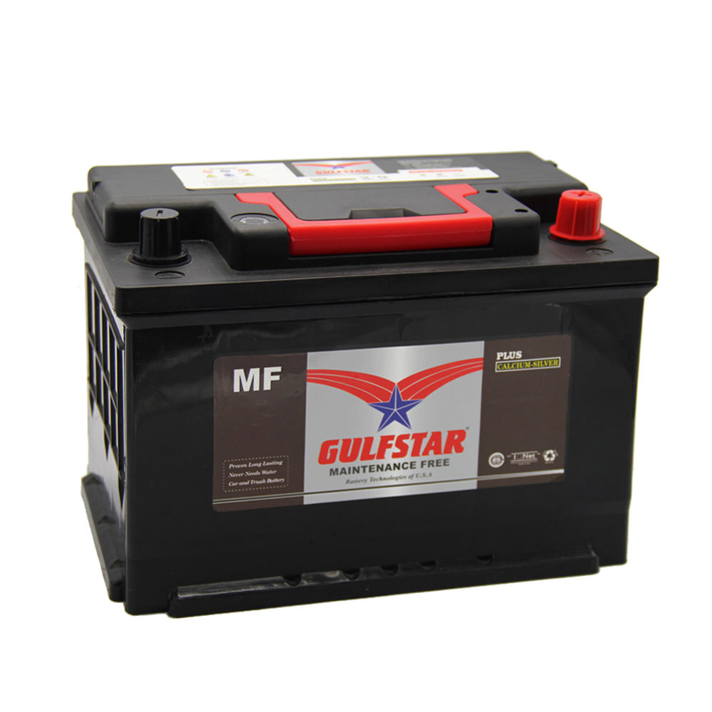 LN3 56618 DIN 12V 66AH SMF battery Din standard car battery / european standard auto battery made in China