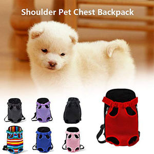 Pet Dog Carrier Front Chest Backpack Cat Puppy Tote Holder Bag