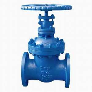 Cast Steel Gate Valve, F15, PN16 PN25 PN40
