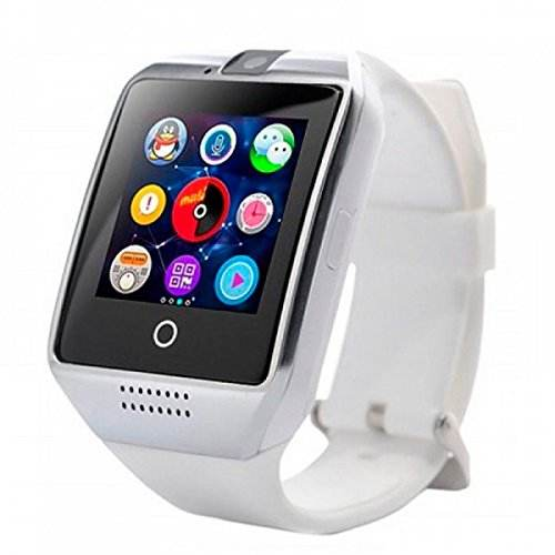 2019 New Top Selling GPS Bluetooth Smart Watch Q18 With Camera FM SIM Card Q18 Smartwatch For Android Smartphones