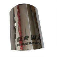 GRWA Exhaust Tailpipes for Automotive Performance