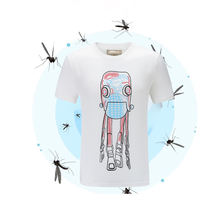 This Summer Say Goodbye to Mosquitoes Black Technology Anti-Mosquito T-shirt Repellent T-shirt