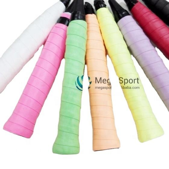 Durable and Powder Badminton handle Overgrips, Badminton Grip