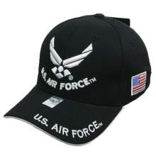 US Air Force Baseball Cap USAF USA Veteran Retired CAMO Official Licensed Hat