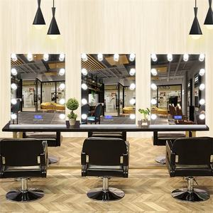 beauty fashional professional barber shop mirrors for hair salons
