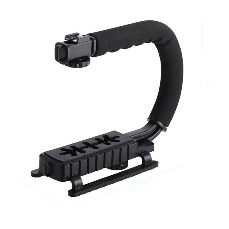 High Quality Professional Portable U Grip Handheld DV SLR Camera Shooting Stabilizer
