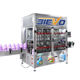 Detergent Bottle Filling And Capping machine,washing detergent liquid production line,Laundry detergent filling machine