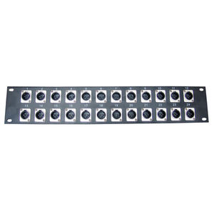 Patch Bay Rack Mount PB007