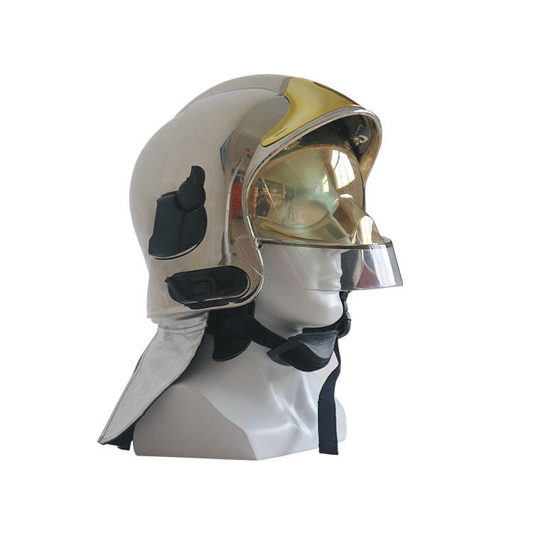 Hot Sale High Quality National Standard F1 Europe Fire Helmet