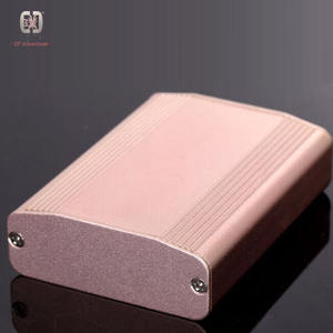 Guangzhou custom aluminum enclosure housing