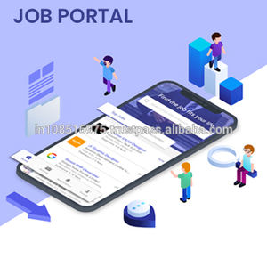Portal Pekerjaan Mobile App Development (Android/Ios)
