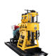 HZ130 Geological Test drilling rig / core drilling rig machine/ water well drilling rig 130m