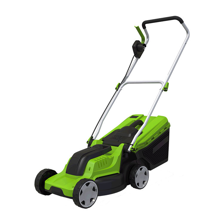 Eco-friendly Battery Powered Mower's Durable Steel Blade Greenworks 80v Lawn Mower