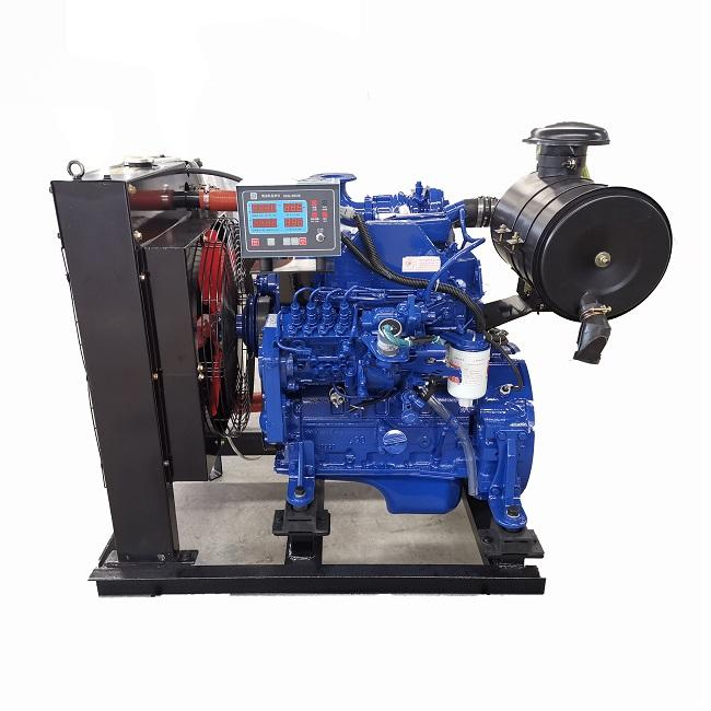 Hot sale brand new power pack 4BTA3.9-C130 97kw(130hp) diesel engine used in construction equipment