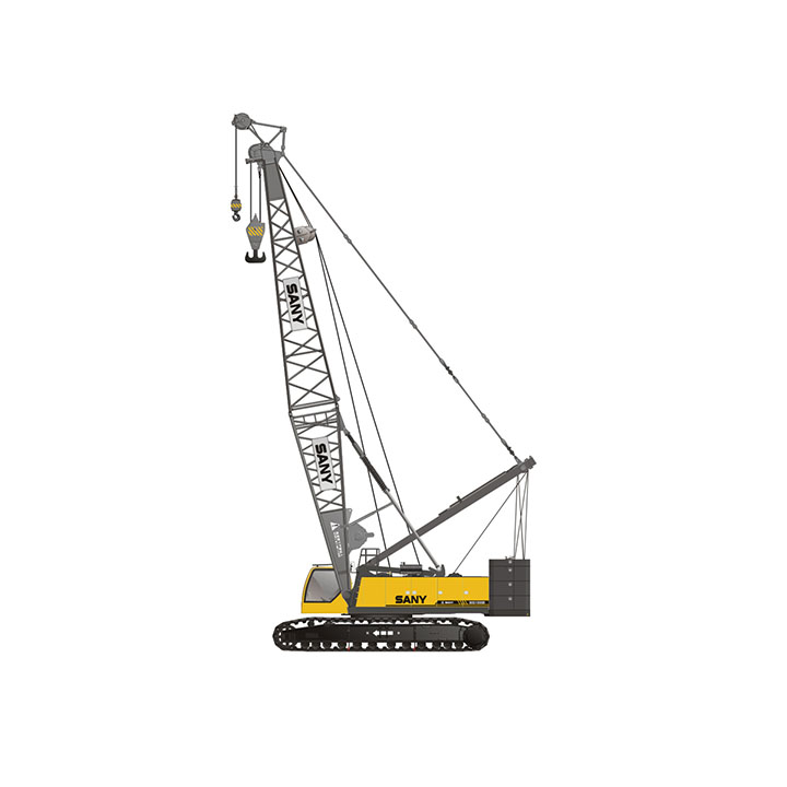 Hot Sale Manitowoc Crawler Crane Price 180 ton Crawler Crane Crawler Crane Good Price