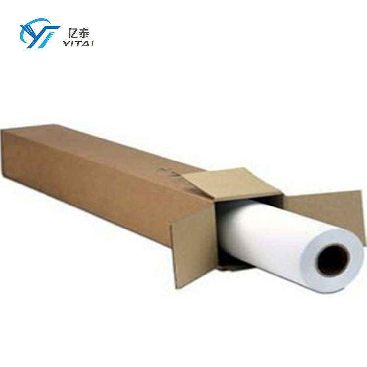 Waterproof CAD Drawing Mylar Polyester Film Roll with Single Matt