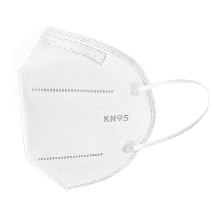 Kişisel koruyucu yüz maskeleri ince ahşap Kn95 koruma toz maskesi