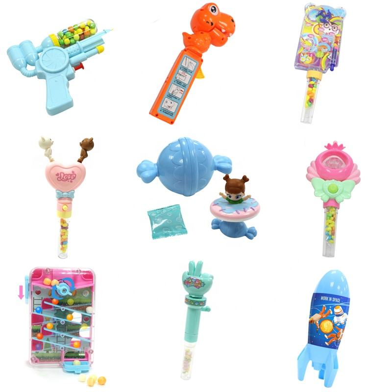 2020 new arrival hot selling super market quality candy toys