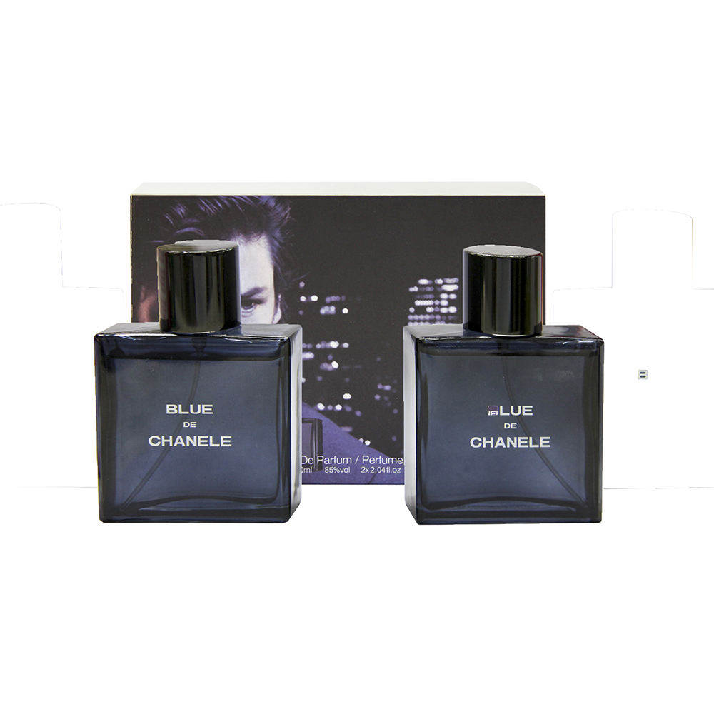 50 ML Sets Classic Scent Woody Fragrance Pocket Perfume For Man