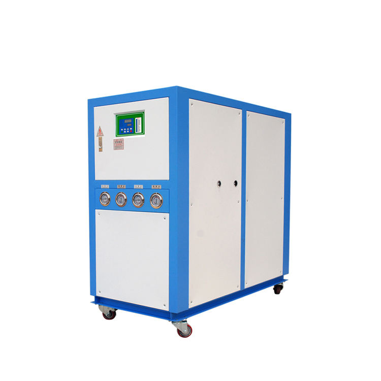 Industrial chiller china cheap price 380V/220V water cooler cooled chiller standing chiller