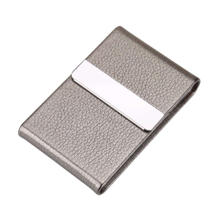leather cigar case bag metal cigarette case with cover