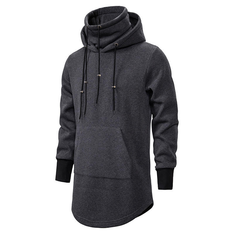 Loose Plain Blank Designer Oversized Men Custom Oem Printed Pullover Hoodies
