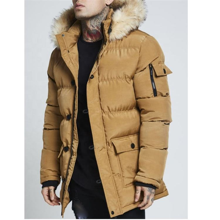 High quality men multi pocket jacket made in china