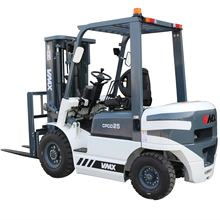 Hot sale 2.5ton diesel forklift truck high quality with Japan engine made in China