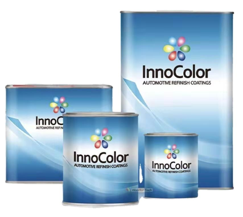 Innocolor Serie Epoxyhars Automotive Refinish Spuiten Auto Coating Verf Verharder