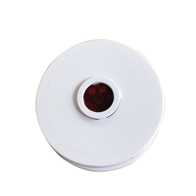 Portable Mini wireless smart battery fire smoke sensor detector