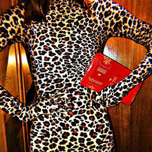 Spring women mini party dress leopard print sexy glove festival clothing club bodycon streetwear long sleeve